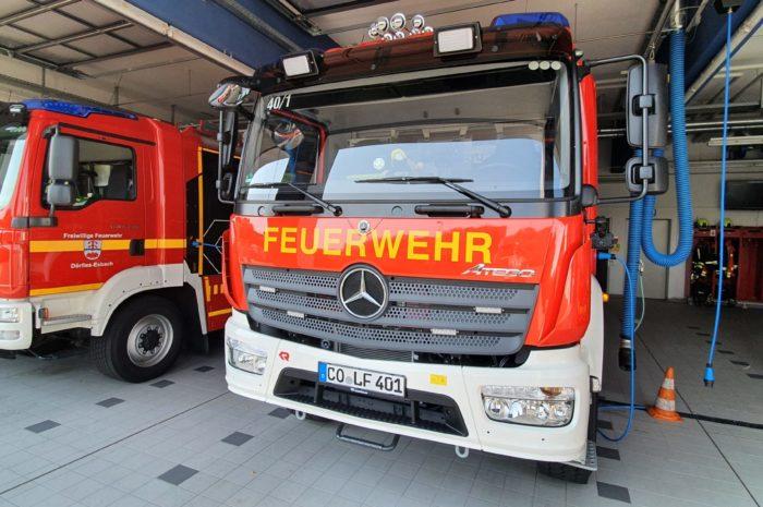Neues LF20 in Dienst